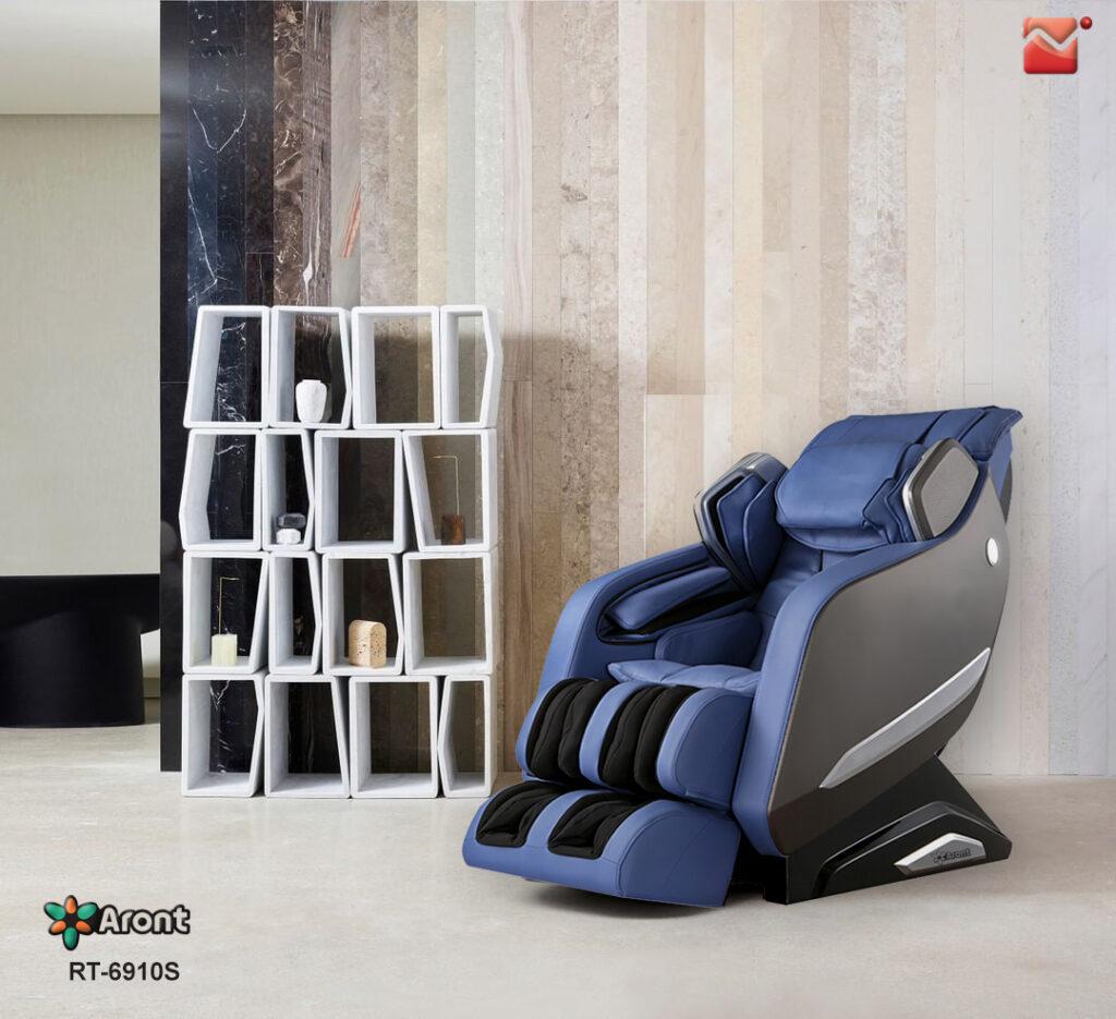 استفاده از صندلی ماساژور در منزل